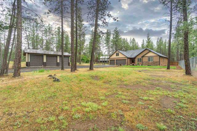 7404 W Griffin Rd, Cheney, WA 99004 (#202017045) :: The Spokane Home Guy Group