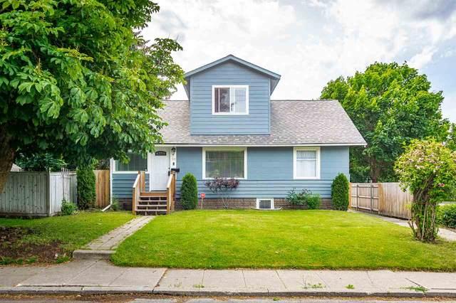 510 E 33RD Ave, Spokane, WA 99203 (#202017139) :: The Spokane Home Guy Group