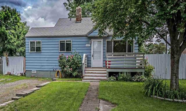 4420 N Ellen Rd, Spokane Valley, WA 99216 (#202017214) :: Five Star Real Estate Group