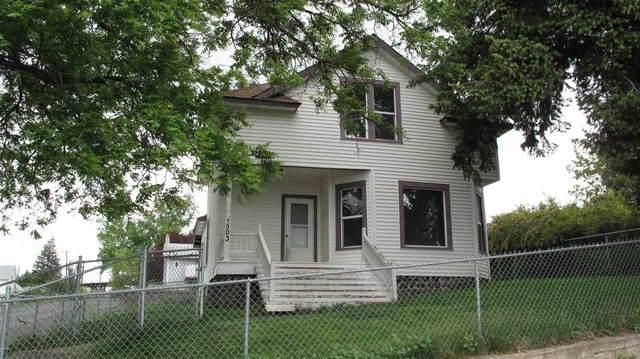 503 N Washington St, Tekoa, WA 99033 (#202017228) :: Prime Real Estate Group