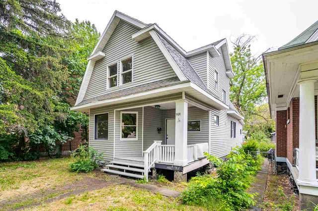 909 W Spofford Ave, Spokane, WA 99205 (#202017259) :: Chapman Real Estate