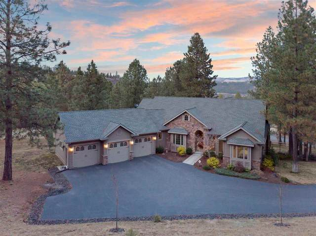 13212 S Upper Meadow Ln, Spokane, WA 99224 (#202017308) :: Top Agent Team