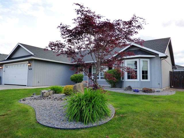 1020 S Antelope St, Spokane, WA 99224 (#202017337) :: Five Star Real Estate Group
