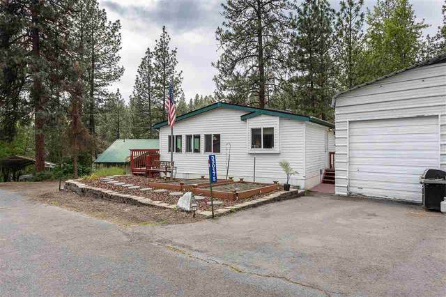 33017 S Badger Lake Rd, Cheney, WA 99004 (#202017338) :: Prime Real Estate Group