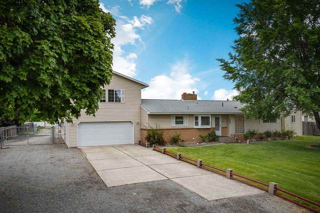 1415 S Blake Rd, Spokane Valley, WA 99216 (#202017348) :: Five Star Real Estate Group