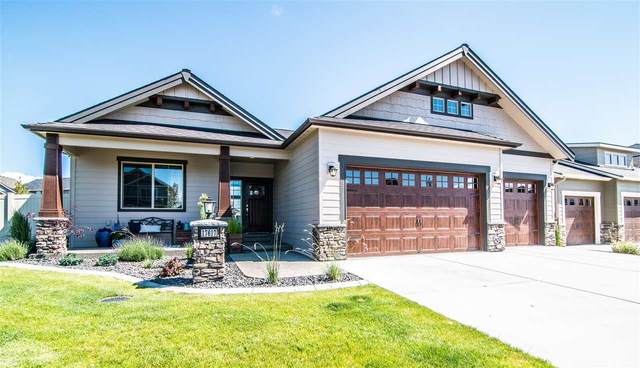 17617 E Belleaire Dr, Greenacres, WA 99016 (#202017366) :: The Spokane Home Guy Group