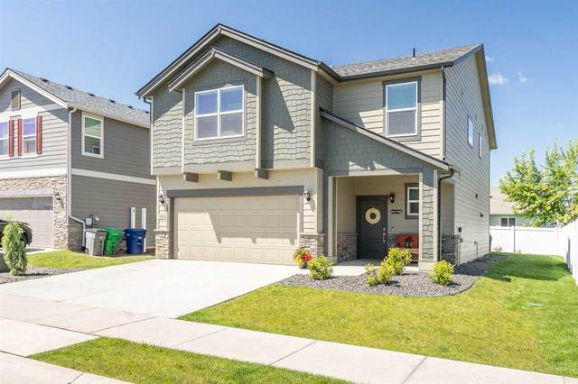 8008 S Dana Ln, Cheney, WA 99004 (#202017556) :: The Synergy Group