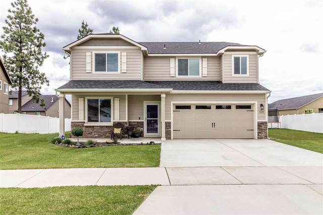 1105 S Oswald St, Spokane, WA 99224 (#202017606) :: Northwest Professional Real Estate