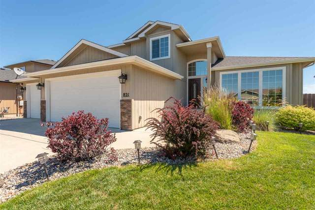 821 S Quamash Ct, Spokane, WA 99224 (#202017676) :: Northwest Professional Real Estate