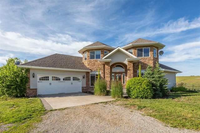 7303 E Bigelow Gulch Rd, Spokane, WA 99217 (#202017708) :: RMG Real Estate Network