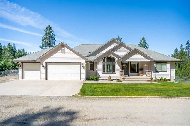 10712 N Mccoy Rd, Newman Lake, WA 99025 (#202017745) :: Elizabeth Boykin & Keller Williams Realty