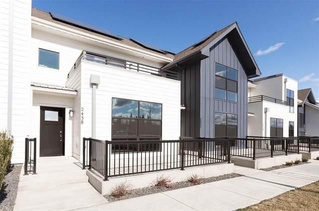 2438 W Centennial Pl, Spokane, WA 99201 (#202017749) :: Prime Real Estate Group