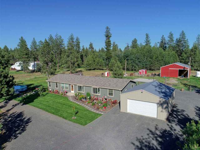 17615 S Robinette Dr, Cheney, WA 99004 (#202017759) :: The Spokane Home Guy Group