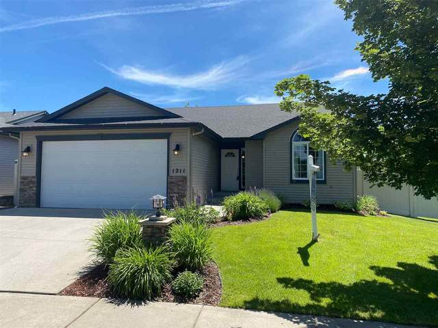 1211 W Aspen View Ave, Spokane, WA 99224 (#202017760) :: Chapman Real Estate