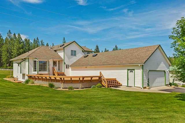 20118 E Crestwood Ln, Otis Orchards, WA 99027 (#202017764) :: Five Star Real Estate Group