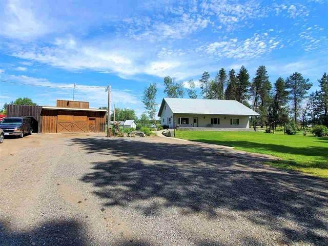 7024 W Parker Rd, Deer Park, WA 99006 (#202017822) :: Northwest Professional Real Estate