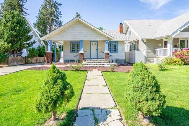114 W 27th Ave, Spokane, WA 99203 (#202017836) :: Chapman Real Estate