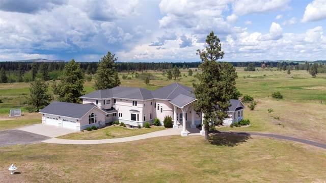 19810 W Watt Rd, Cheney, WA 99004 (#202017859) :: The Spokane Home Guy Group