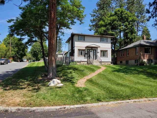3128 W Gordon Ave, Spokane, WA 99205 (#202017877) :: Chapman Real Estate