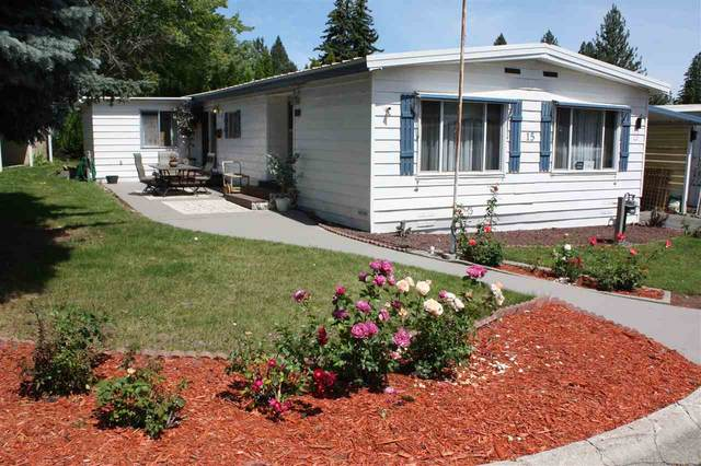 2311 W 16TH Ave #15, Spokane, WA 99224 (#202017918) :: Five Star Real Estate Group