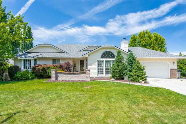 2521 E Nicklaus Pl, Spokane, WA 99223 (#202017930) :: Chapman Real Estate