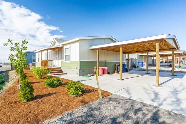 10510 W Richland Rd Lot 117, Cheney, WA 99004 (#202017942) :: Five Star Real Estate Group