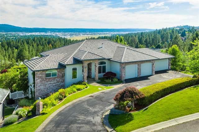 8416 E Red Oak Dr, Spokane, WA 99217 (#202017954) :: Prime Real Estate Group
