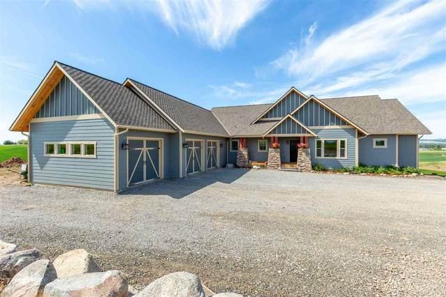 11717 E Stoughton Rd, Valleyford, WA 99036 (#202017982) :: Prime Real Estate Group
