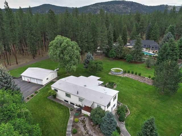 11520 W Charles Rd, Nine Mile Falls, WA 99026 (#202017992) :: Northwest Professional Real Estate