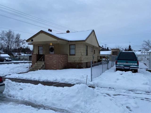 1530 W Buckeye St, Spokane, WA 99205 (#202017997) :: The Synergy Group