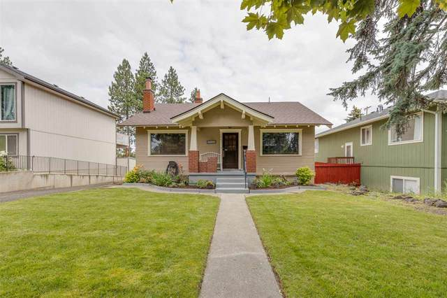 3021 E 32nd Ave, Spokane, WA 99223 (#202018002) :: Five Star Real Estate Group