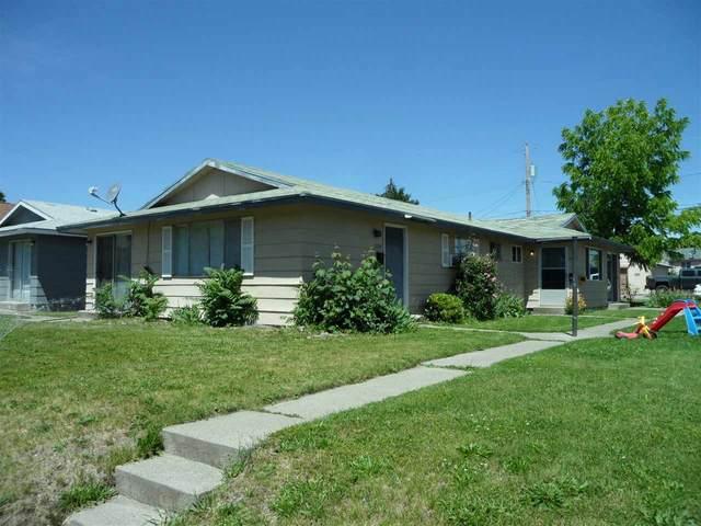 1225 E Nora Ave 1223 E Nora Ave, Spokane, WA 99207 (#202018008) :: The Spokane Home Guy Group