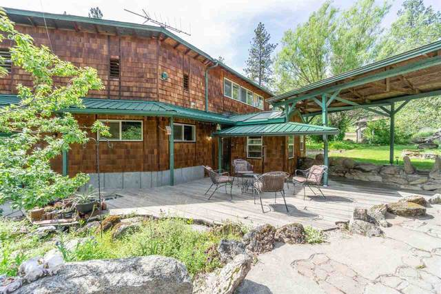 13707 E Blanchard Rd, Elk, WA 99009 (#202018068) :: Prime Real Estate Group
