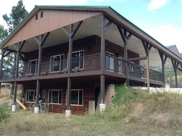 3349 U Rockcut Rd, Kettle Falls, WA 99141 (#202018080) :: Five Star Real Estate Group
