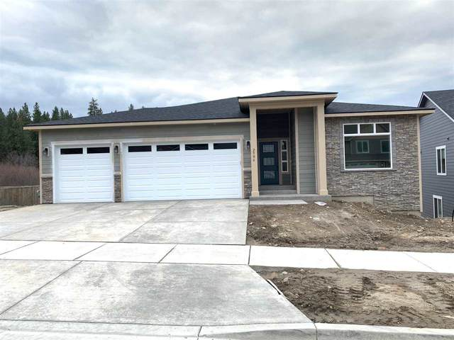 2912 S Sonora Dr Lot 14, Spokane Valley, WA 99037 (#202018085) :: The Synergy Group