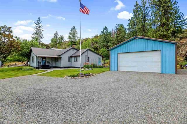 4719 E Frederick Ave, Spokane, WA 99217 (#202018088) :: Five Star Real Estate Group
