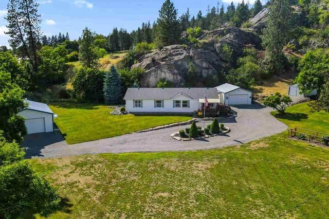 4717 E Frederick Ave, Spokane, WA 99217 (#202018094) :: The Spokane Home Guy Group