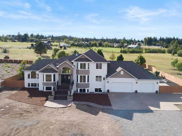415 E Teddy Ln, Colbert, WA 99005 (#202018099) :: The Spokane Home Guy Group