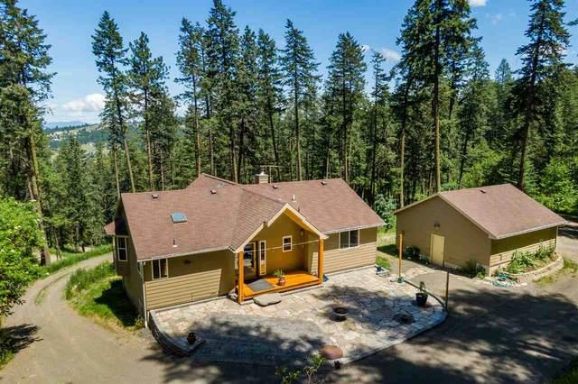5412 S Corkery Rd Ext, Spokane, WA 99223 (#202018113) :: Five Star Real Estate Group