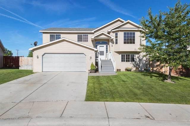 965 N Wilcox St, Medical Lake, WA 99022 (#202018119) :: Five Star Real Estate Group