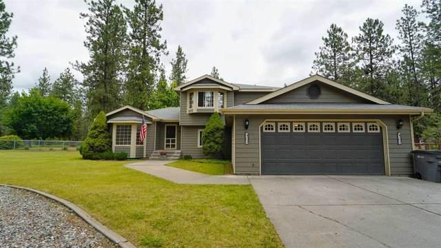 16615 N Wylie Dr, Nine Mile Falls, WA 99026 (#202018203) :: The Spokane Home Guy Group