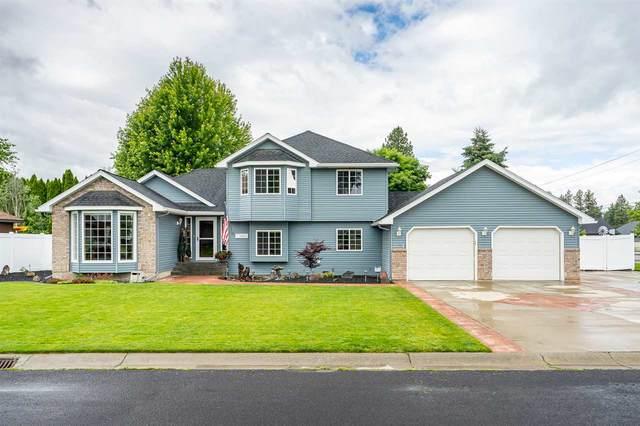 16621 N Hamilton St, Spokane, WA 99208 (#202018210) :: Chapman Real Estate