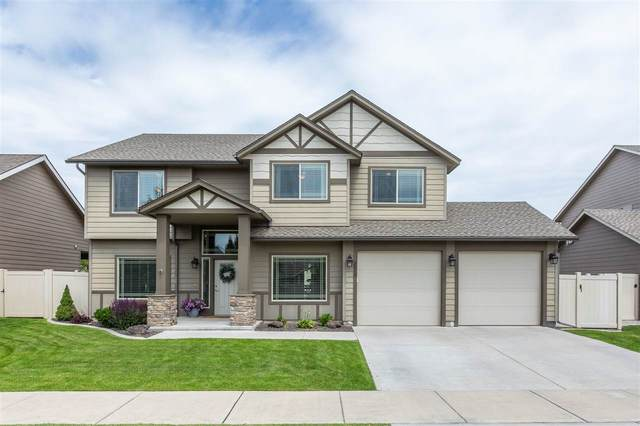 2812 W Helens Ln, Spokane, WA 99208 (#202018226) :: Top Agent Team