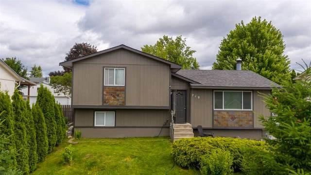 719 E St Thomas Moore Way, Spokane, WA 99208 (#202018250) :: Prime Real Estate Group