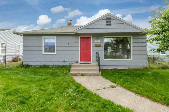 5324 N Adams St, Spokane, WA 99205 (#202018252) :: The Spokane Home Guy Group