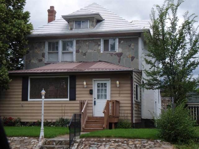 730 W Chelan Ave, Spokane, WA 99205 (#202018261) :: Chapman Real Estate