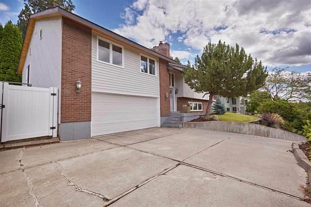 5115 S Sunward Dr, Spokane, WA 99223 (#202018271) :: Northwest Professional Real Estate