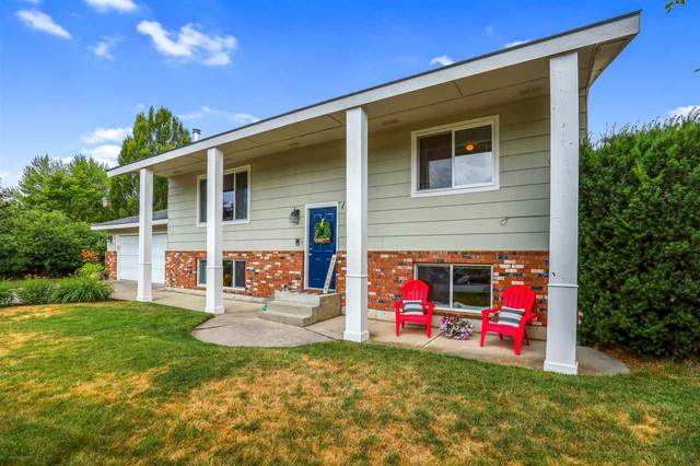 14221 E Cataldo Ave, Spokane Valley, WA 99206 (#202018279) :: The Hardie Group