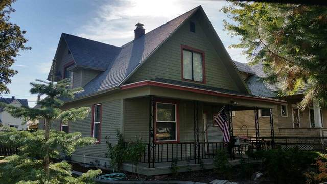 2908 E Queen Ave, Spokane, WA 99217 (#202018282) :: Top Agent Team