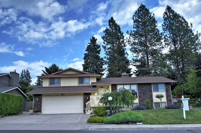 6814 N Westgate Pl, Spokane, WA 99208 (#202018322) :: Top Agent Team
